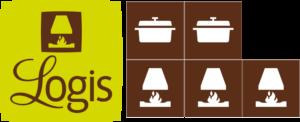 Hotel Restaurant Le Chatard Sarcey Logo Logis